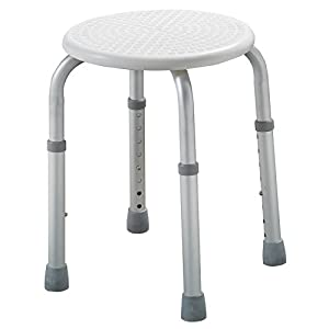 Taburete de ducha / silla de baño altura ajustable ECSS04