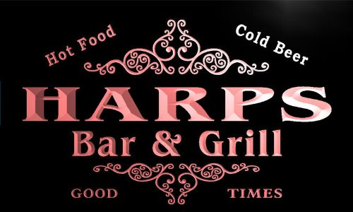 u18959-r-harps-family-name-gift-bar-grill-home-beer-neon-light-sign-enseigne-lumineuse
