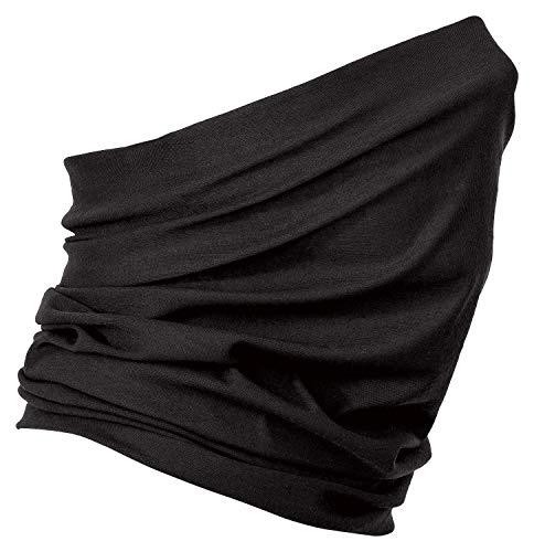Schlauchschal aus Mikrofaser | Schlauchtuch | Halstuch | Bandana | Multifunktionstuch | Kopftuch | vielseitig und in verschiedenen Farben - Mantel Herren 5x Winter