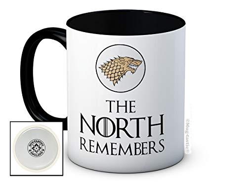 mug-tastic The North Remembers - Game of Thrones - de haute qualité tasse à thé café