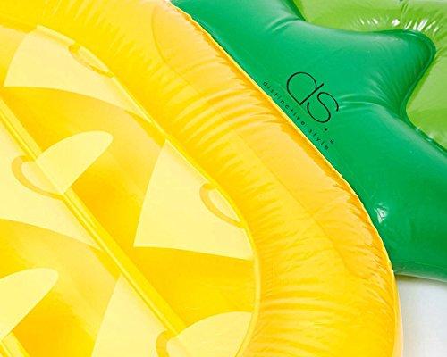 Ananas geformte aufblasbare Pool Schwebeliege -