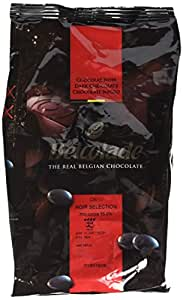 Belcolade The Real Belgian Chocolate, 1 Kg (Pack of 2)