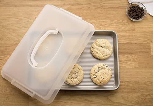 USA Pan Bakeware Antihaftbeschichtung Jelly Roll Pan with Lid Jelly Roll Pan with Lid Jelly Roll Pan