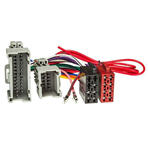 tomzz Audio 7016-001 Radio Adapter Kabel passend für General Motors, Hummer auf 16pol ISO Norm General-motors-radio