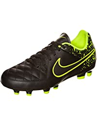 the latest d84fd 2afcc Nike Tiempo Genio Leather Firm Ground, Unisex Kids  Football Boots