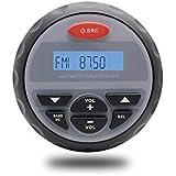 Impermeabile Marine Radio FM/AM MP3 Stereo Bluetooth Music per UTV ATV moto Car BOAT SPA