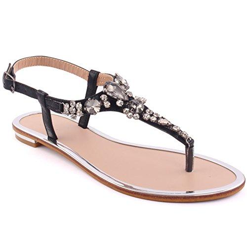 unze-nouveautes-femme-coop-diamante-embellie-summer-beach-party-get-together-chaussures-carnival-cas