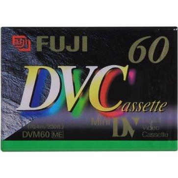 Fujifilm DVC 60 Video cassette Confezione da 1