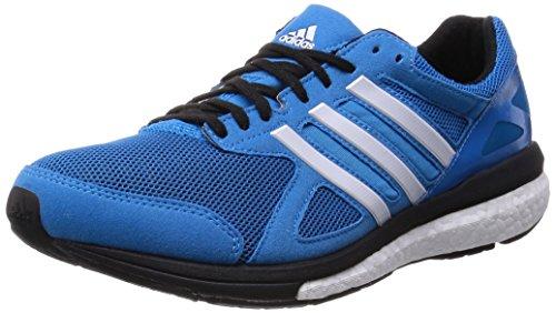 adidas Adizero Tempo 7 M, Herren Laufschuhe, Blau (Solblu/Ftwwh), 43 1/3 EU (9 Herren UK)