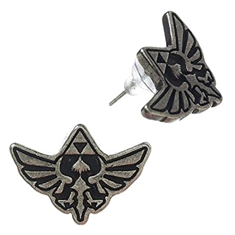 Official The Legend of Zelda Skyward Sword Stud Earrings