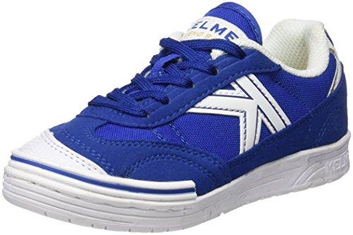 Kelme Unisex, Bambini Trueno Sala Kids Scarpe da Calcio Blu Size: 28 EU