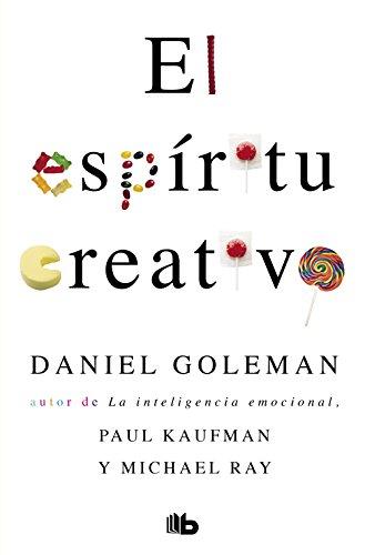El espíritu creativo (NO FICCIÓN) por Daniel Goleman