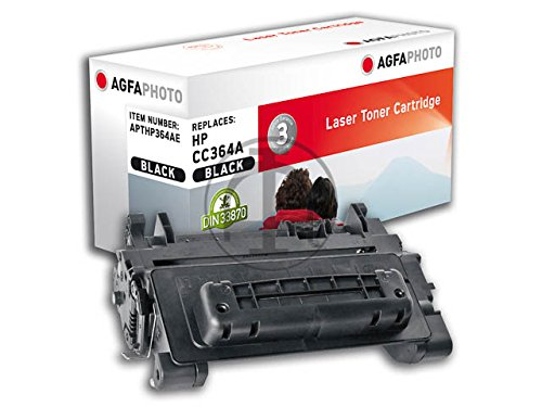 Preisvergleich Produktbild AgfaPhoto APTHP364AE Tinte für HP LJP4014 Cartridge, 10000 Seiten, schwarz