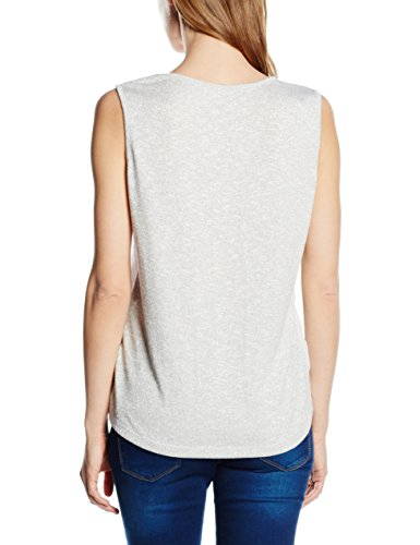 Betty Barclay Damen T-Shirt 4765/0672 Mehrfarbig (Grey/White 9811)