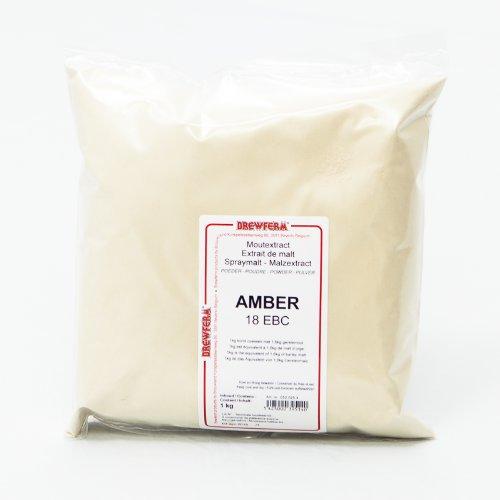 Brewferm - Extracto Malta Deshidratado Polvo Ámbar