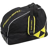 Fischer Unisex Boot Alpine Eco - Bolsa para Casco, Color Negro - Blanco/Negro