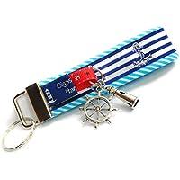 maritimer Schlüsselanhänger Schlüsselband, Geschenk