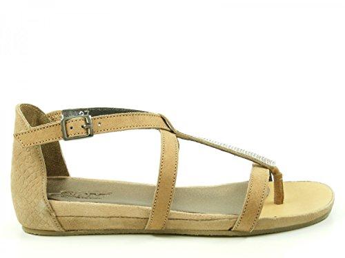 SPM 15705339 Hyena sandales mode femme Braun