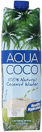 Aqua Coco coconut water 1L