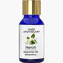 Sage Apothecary Neroli Essential Oil │100% Pure