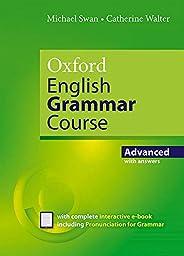 Oxford English Grammar Course: Advanced: with Key (includes e-book)
