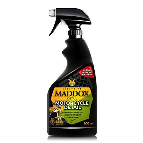 Maddox Detail 50101 Motorcycle Detail-Detergente per Moto. Senza Acqua (500ml)