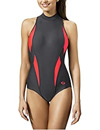 Gwinner Damen Badeanzug Schwimmanzug Lucia
