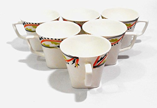 Classique Coffee/ Tea Cups made of bone china ...  available at amazon for Rs.369