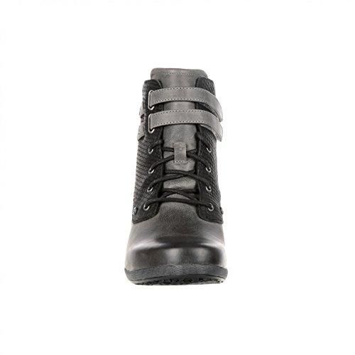 Fb Fashion Boots 4eursole Rkh139 M Comfort 4ever Donna Nero / Scarpe Da Donna Nero Nero (larghezza M)