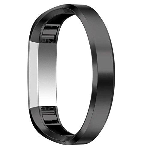 Edelstahl Armband, Tianya Armband Loop Smart Watch Schlaufe mit Magnet Lock für Fitbit Alta/Fitbit Alta HR Armbänder