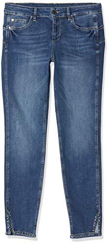 Liu Jo Damen Bottom Up SK Sweet Skinny Jeans, Blau (Den.Blue Rose wash 77613), W26/L29 -