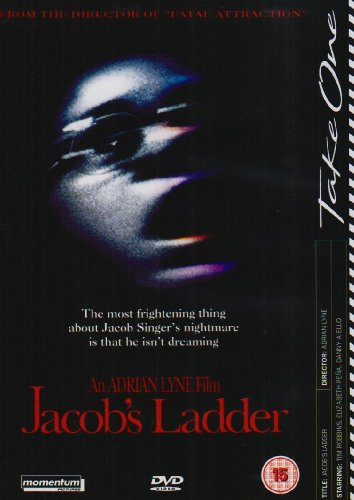 a review of the film jacobs ladder Sitting down to watch jacob's ladder i was a little nervous but not because the movie was scary or anything like that no, the last time i watched jacob's ladder (about thirteen years ago) was the first time in my life i ever touched a vagina.