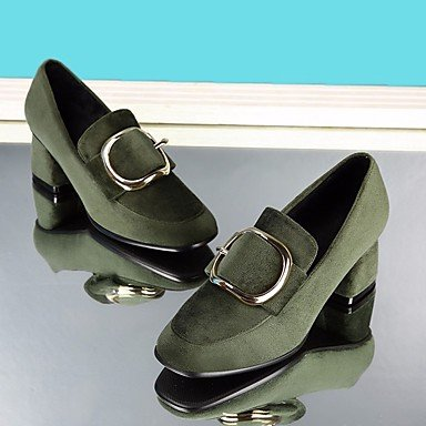 RTRY Donna Pantofole &Amp; Flip-Flops Comfort Estivo Pu Casual Chunky Heelblack Camminata Bianca US6.5-7 / EU37 / UK4.5-5 / CN37