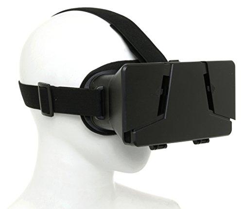 M&J Virtual Reallity Brille für Smartphones und 3D Erlebnis