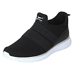 Red Tape Womens Black Nordic Walking Shoes-4 UK/India (37 EU)(RLO0221)