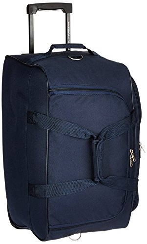 American Tourister Nylon Blue Travel Duffle (Y65 (0) 01 367)