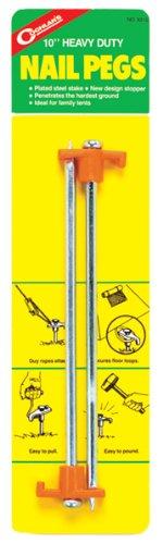 Coghlans-Pegs Metallic metallisch 2er-Pack -