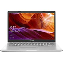ASUS VivoBook 14 Intel Core i3-1005G1 10th Gen 14-inch FHD Compact and Light Laptop (4GB RAM/256GB NVMe SSD/Windows 10/MS Office 2019/Integrated Graphics/Transparent Silver/1.60 kg), X409JA-EK237TS