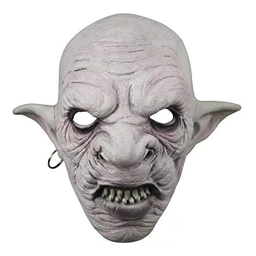 Halloween Goblin Maske Requisiten Film Film Cosplay Horror Latex Kopfbedeckung Dekoration Bar Party Parodie Scary Kostüm Haunted House Dress - House Party Kostüm
