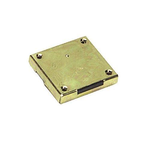 Wolfpack 3010240-Möbelschloss ohne Schlüssel (42/20mm)