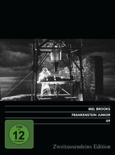Frankenstein Junior. Zweitausendeins Edition Film 49.