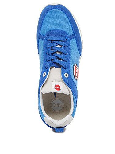 COLMAR ORIGINALS TRAVIS COLORS 003 GRAY-NAVY Royal/Light gray