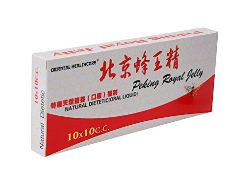 Royal Jelly 10x10ml Ampullen