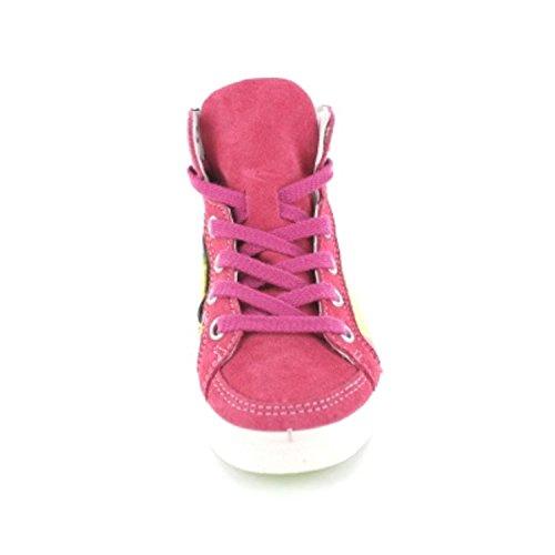 Ricosta - Pasme, Sneaker alte Bambina Rosso