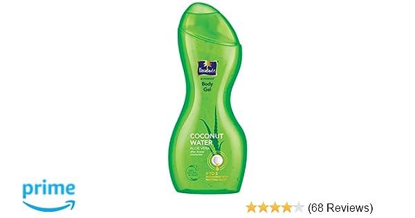Parachute Advansed Body Gel, Coconut Water and Aloe Vera, 250ml