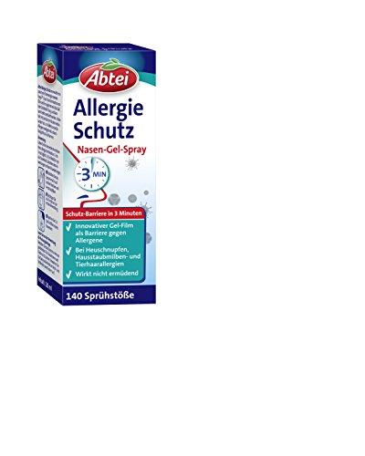 Abtei Allergie Schutz Nasenspray, 1er Pack