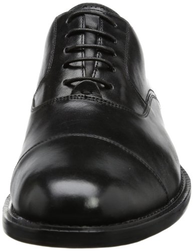 Clarks Dorset Boss, Chaussures de ville homme Noir (Black Leather)