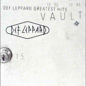 Def Leppard - Vault: Def Leppard Greatest Hits 1980-1995 - Mercury - 528 657-2 by Def Leppard