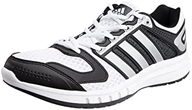 adidas Men's's Galaxy Shoes, Grey (Running White/Metallic