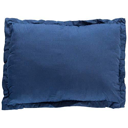 Trespass Sleepyhead leichtes Kompakt Reisekissen (Einheitsgröße) (Marineblau) -